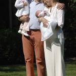 Prins Willem-Alexander, prinses Máxima en de prinsesjes Catharina