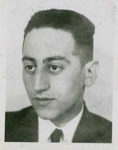 Abraham Cohen (1915-1941) combineerde de meest voorkomende Joodse voornaam met de meest voorkomende Joodse achternaam (privécollectie, Digitaal Monument Joodse Gemeenschap in Nederland)