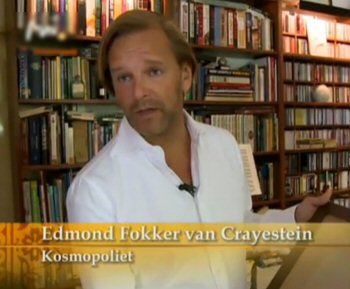 Edmond Fokker van Crayestein, Rengerskerke en Zuidland