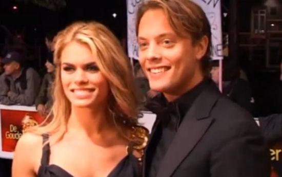 Nicolette van Dam en Bas Smit (screenshot Novum)