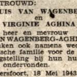 Als je achternaam Aghina is, noem je kind dan niet…