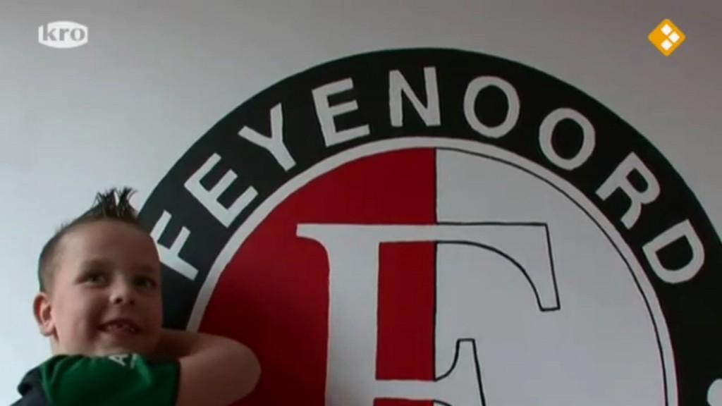 Brian Feyenoord Wilson (screenshot KRO Puberruil)