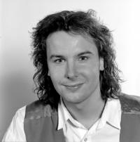 Wessel van Diepen in 1989 (RTL Véronique, Archief Beeld en Geluid, CC-BY-SA)