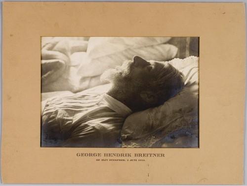 George Hendrik Breitner (1857-1923), Nederlands kunstschilder