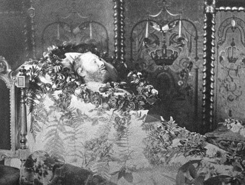 Alexander, prins van Oranje (1851-1884), zoon van koning Willem III