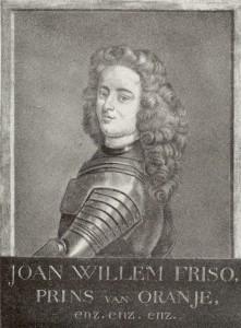 Johan Willem Friso van Nassau-Dietz