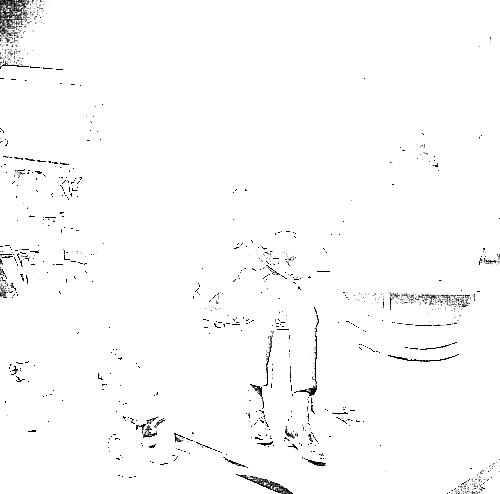 Gerard Reve bij Mies Bouwman in Mies en scène, 1969 (Beeld- en Geluidwiki, CC-ASA 3.0 U)