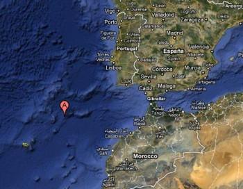 Geboorteplaats Oceanus Gerardus Ponsen (Google Maps)