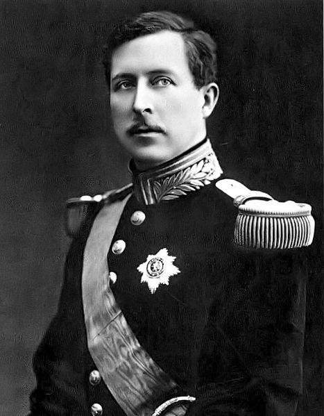 Koning Albert of Albrecht I van België