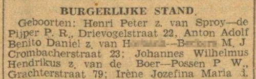 Limburger Koerier, 16 april 1941