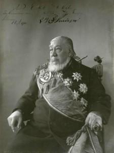 Paul Kruger (1901)