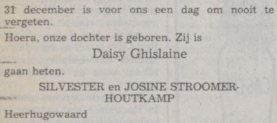 De Telegraaf, 3 januari 1990