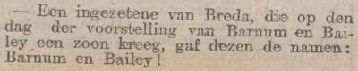 Rotterdamsch Nieuwsblad, 5 oktober 1901
