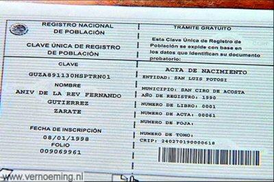 Aniv de la Rev Fernando Gutierrez Zarate