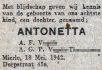De Zuid-Willemsvaart, 20 mei 1942