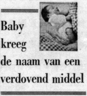 De Telegraaf, 9 februari 1963. De citaten zijn afkomstig uit dit artikel.