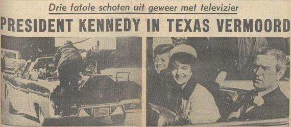 Nieuwsblad van het Noorden, 23 november 1963