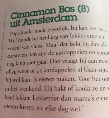 Cinnamon Bos