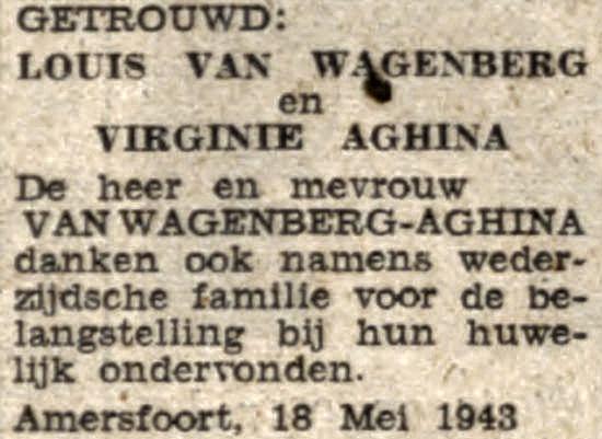 De Tijd, 18 mei 1943